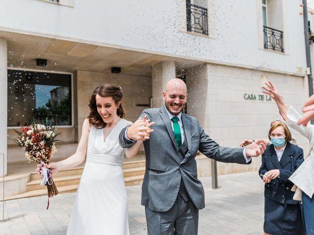 La boda de Sam y Nuria en L' Escala, Girona 1