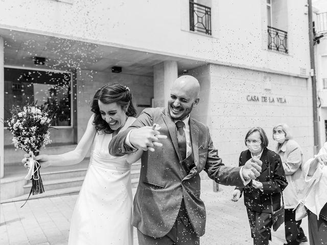 La boda de Sam y Nuria en L' Escala, Girona 2