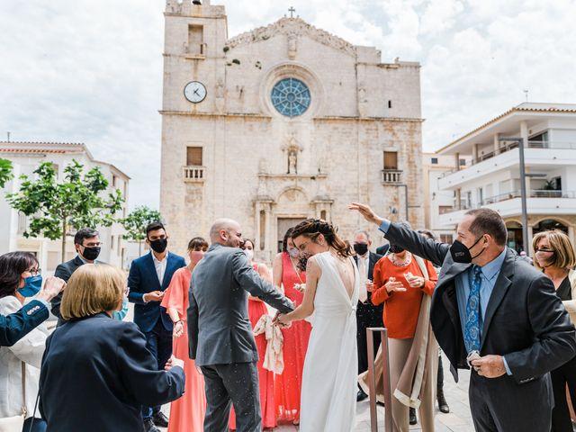 La boda de Sam y Nuria en L' Escala, Girona 4