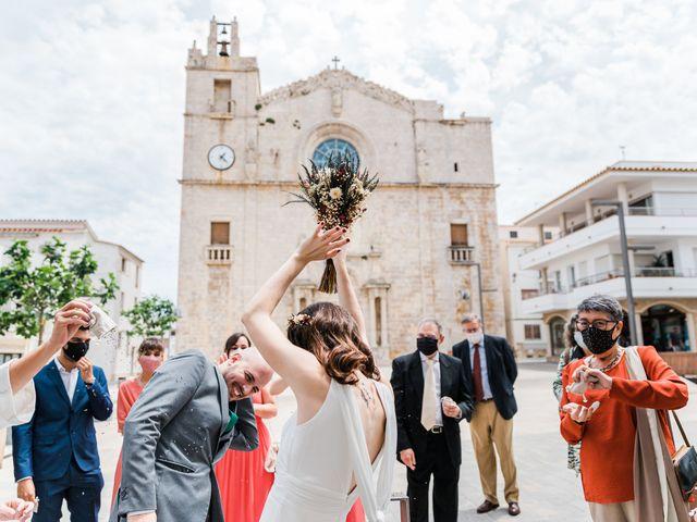 La boda de Sam y Nuria en L' Escala, Girona 5