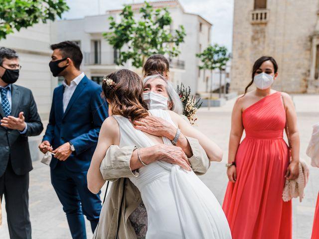 La boda de Sam y Nuria en L' Escala, Girona 6