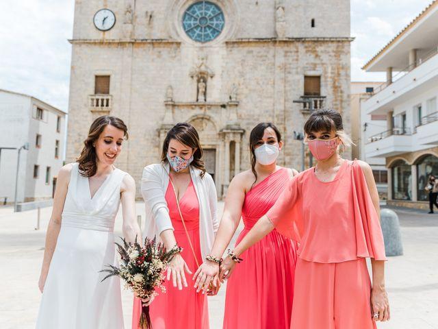 La boda de Sam y Nuria en L' Escala, Girona 8