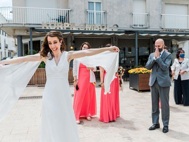 La boda de Sam y Nuria en L' Escala, Girona 9