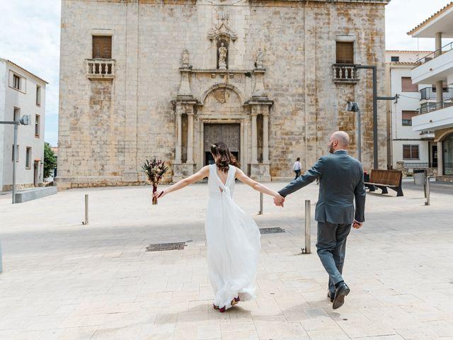 La boda de Sam y Nuria en L' Escala, Girona 10