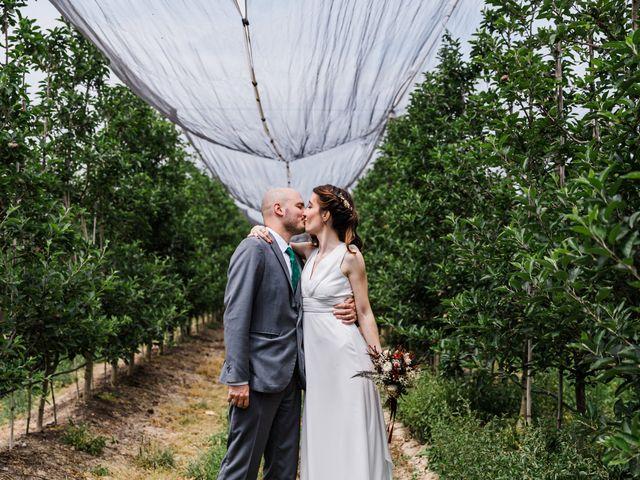 La boda de Sam y Nuria en L' Escala, Girona 15