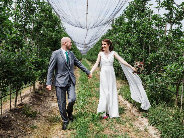 La boda de Sam y Nuria en L' Escala, Girona 18