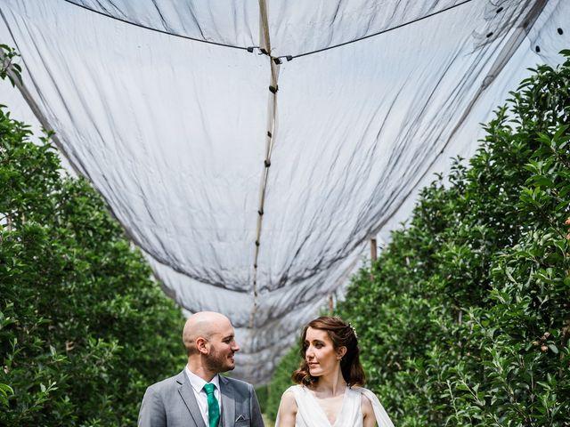 La boda de Sam y Nuria en L' Escala, Girona 19