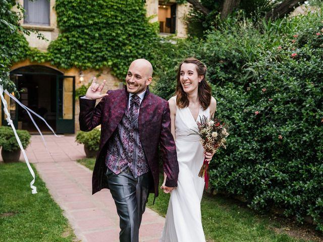 La boda de Sam y Nuria en L' Escala, Girona 43