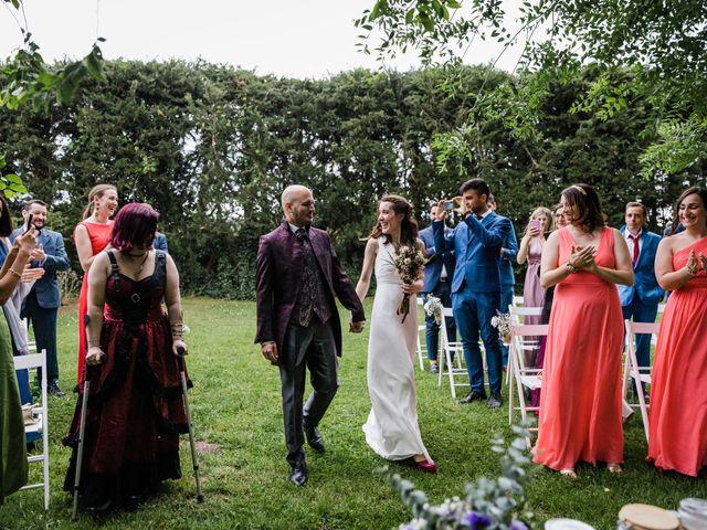 La boda de Sam y Nuria en L' Escala, Girona 45