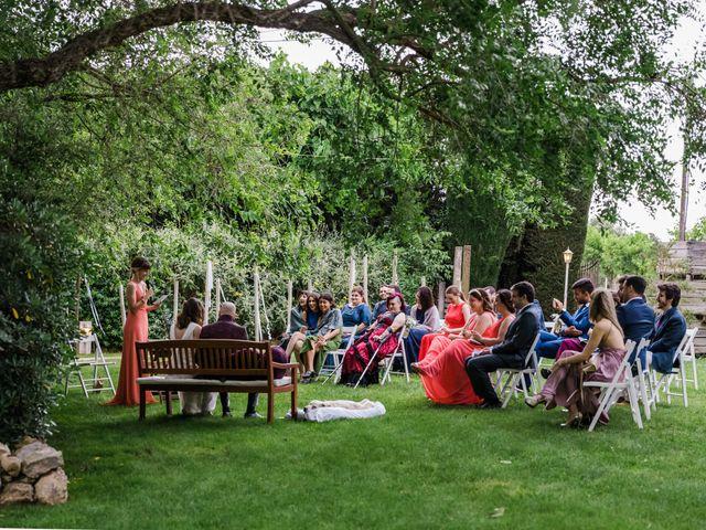 La boda de Sam y Nuria en L' Escala, Girona 54
