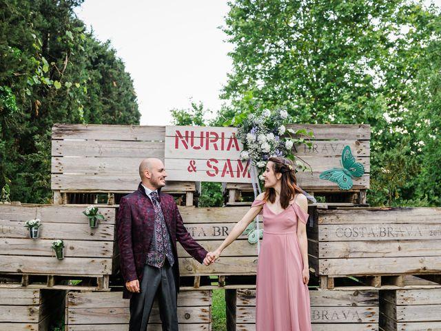 La boda de Sam y Nuria en L' Escala, Girona 65