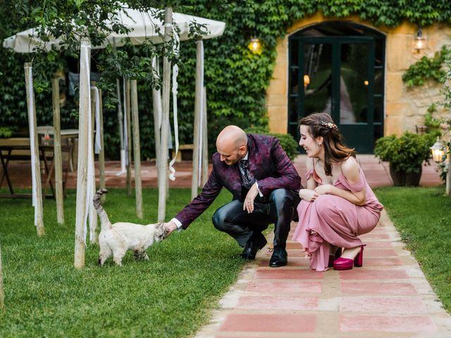 La boda de Sam y Nuria en L' Escala, Girona 67