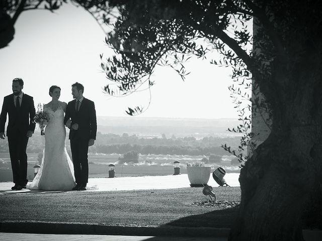 La boda de David y María en Zamora, Zamora 14