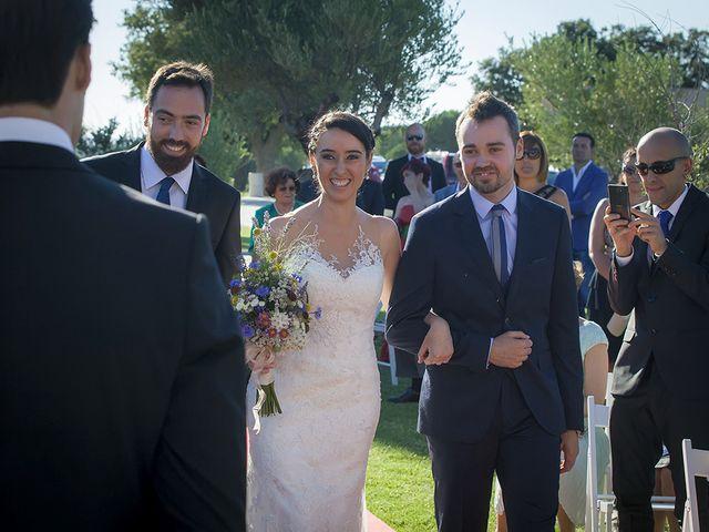 La boda de David y María en Zamora, Zamora 15