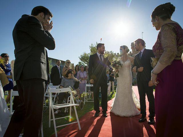 La boda de David y María en Zamora, Zamora 16