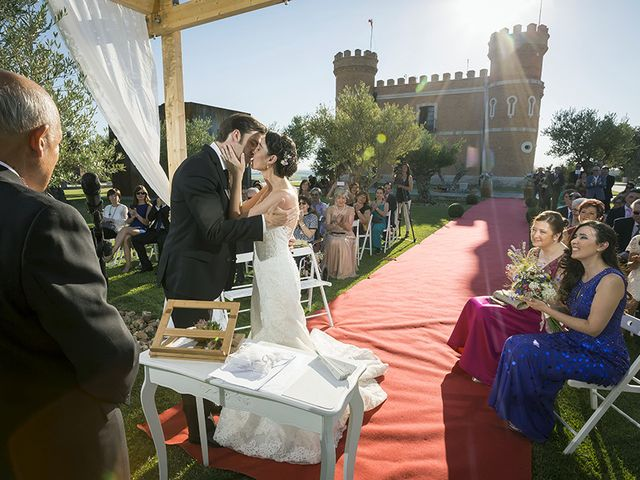 La boda de David y María en Zamora, Zamora 19