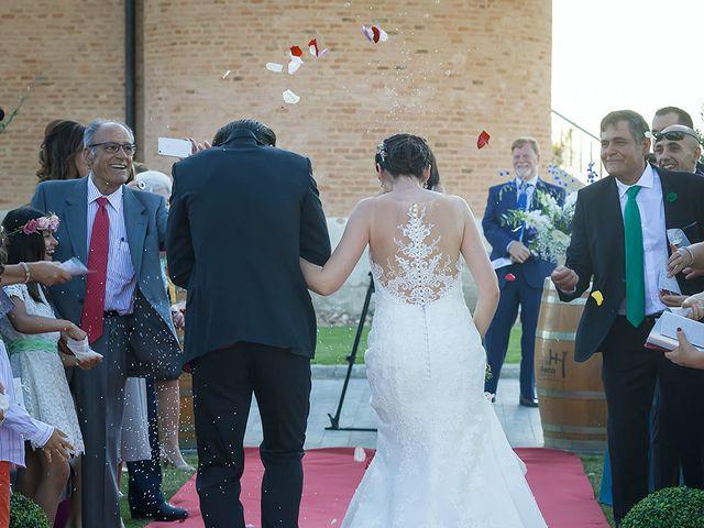 La boda de David y María en Zamora, Zamora 20