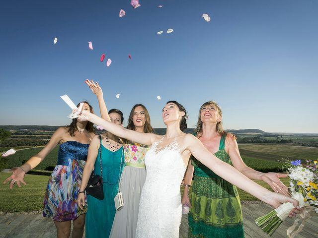 La boda de David y María en Zamora, Zamora 22