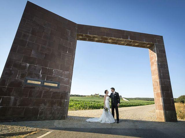 La boda de David y María en Zamora, Zamora 23