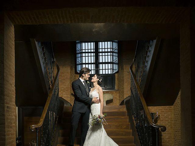 La boda de David y María en Zamora, Zamora 1