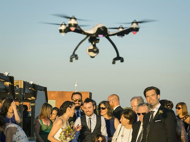 La boda de David y María en Zamora, Zamora 31