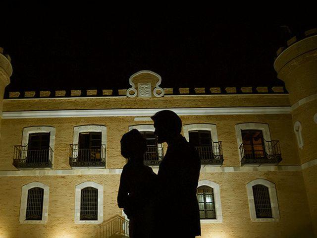 La boda de David y María en Zamora, Zamora 34