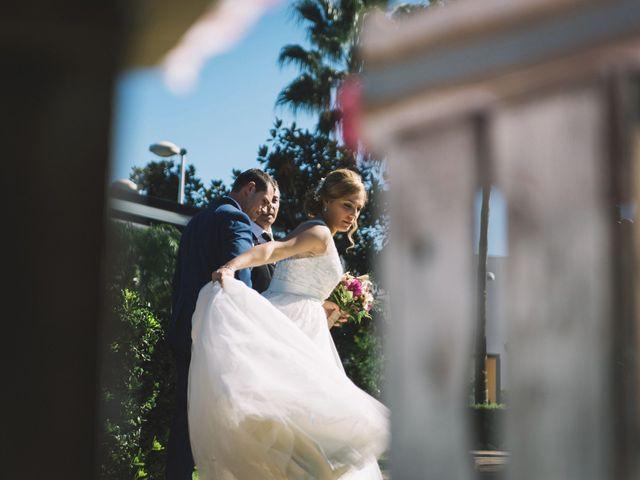 La boda de Óscar y Leslie en Alzira, Valencia 9