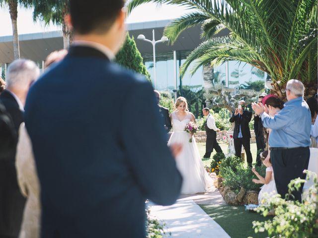 La boda de Óscar y Leslie en Alzira, Valencia 12
