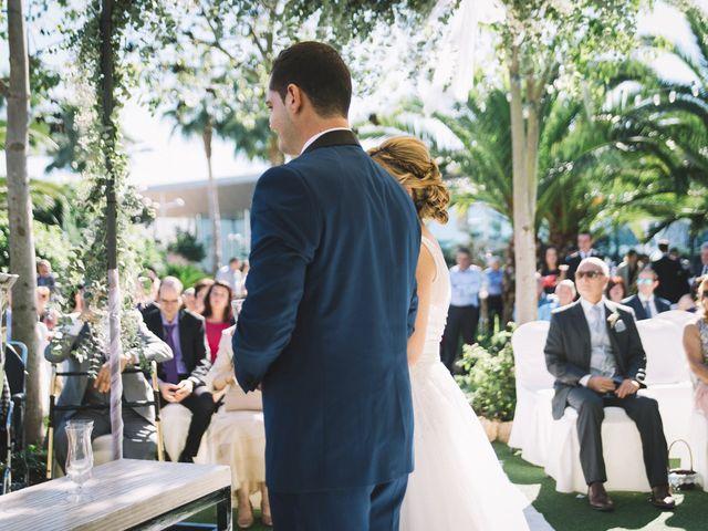 La boda de Óscar y Leslie en Alzira, Valencia 15