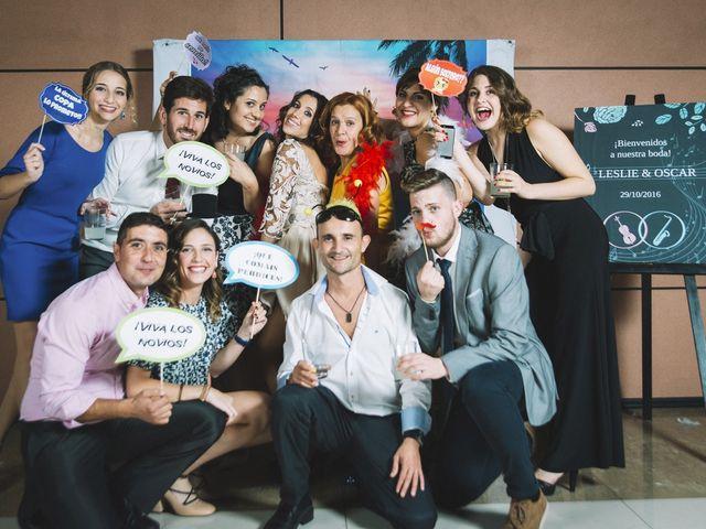 La boda de Óscar y Leslie en Alzira, Valencia 29