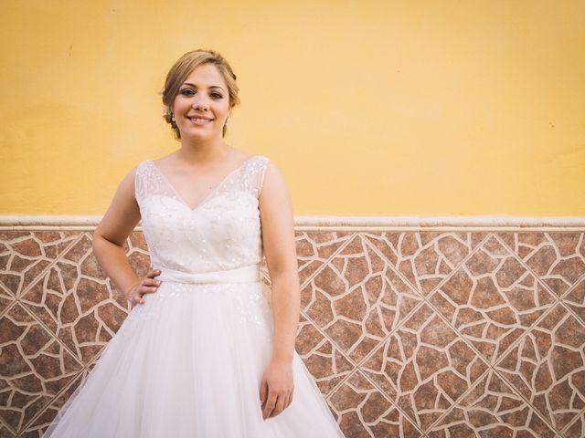 La boda de Óscar y Leslie en Alzira, Valencia 41