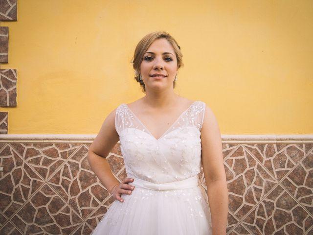 La boda de Óscar y Leslie en Alzira, Valencia 42