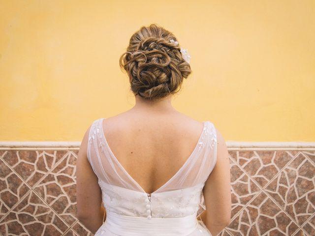 La boda de Óscar y Leslie en Alzira, Valencia 43