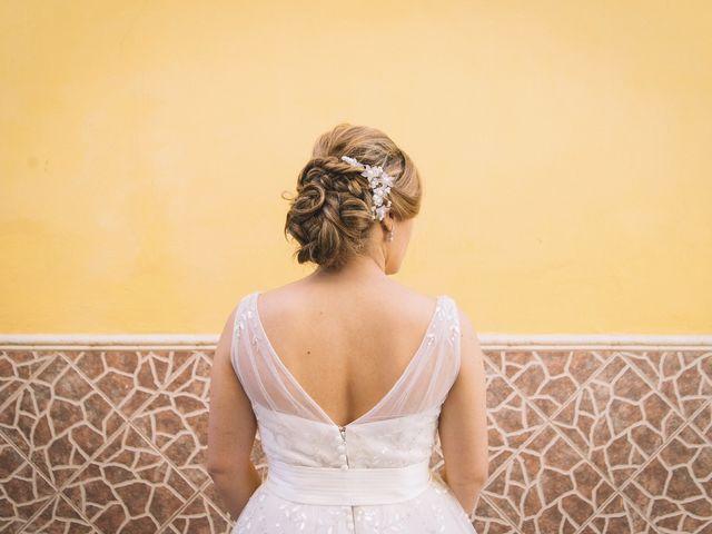 La boda de Óscar y Leslie en Alzira, Valencia 44