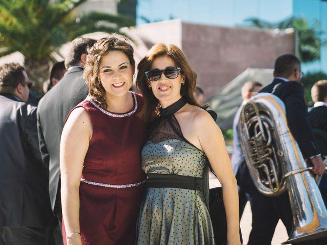 La boda de Óscar y Leslie en Alzira, Valencia 64