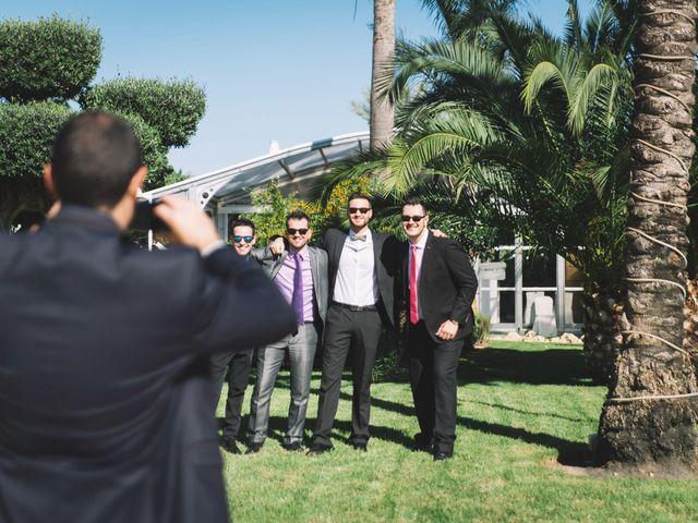 La boda de Óscar y Leslie en Alzira, Valencia 65