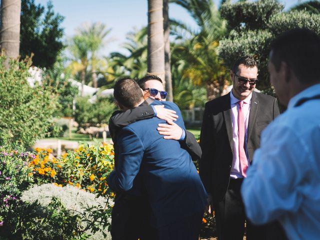 La boda de Óscar y Leslie en Alzira, Valencia 70