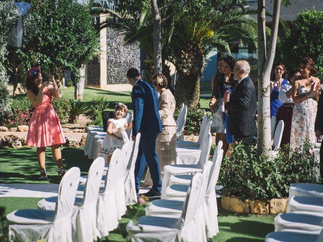 La boda de Óscar y Leslie en Alzira, Valencia 78