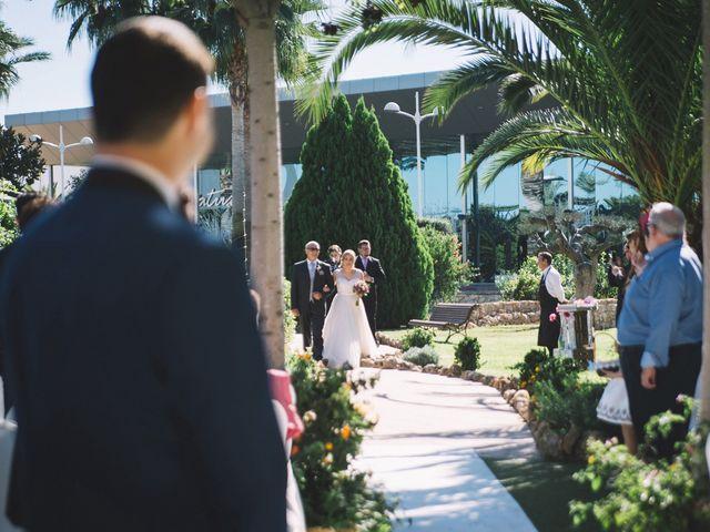 La boda de Óscar y Leslie en Alzira, Valencia 81