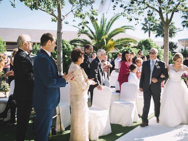 La boda de Óscar y Leslie en Alzira, Valencia 82