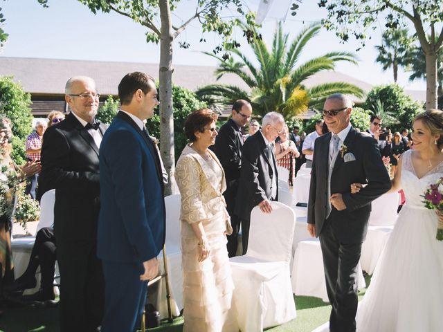 La boda de Óscar y Leslie en Alzira, Valencia 83