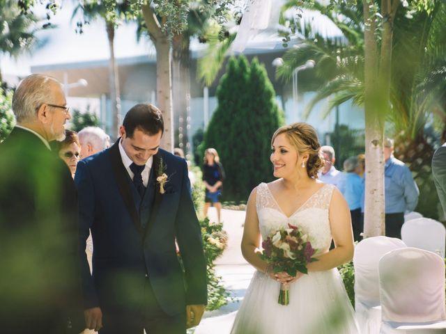 La boda de Óscar y Leslie en Alzira, Valencia 84