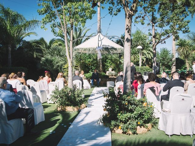 La boda de Óscar y Leslie en Alzira, Valencia 85