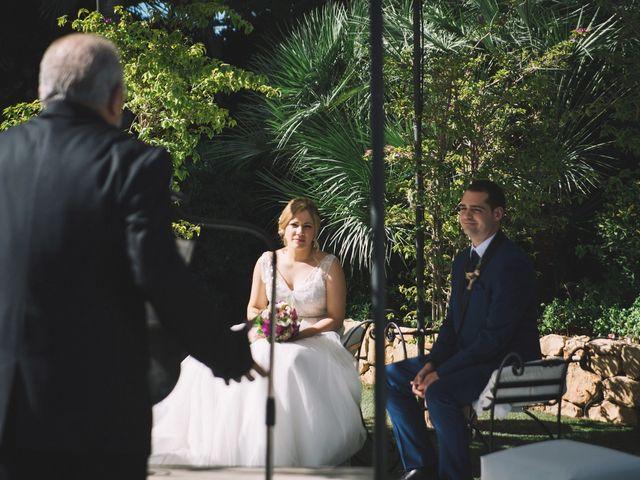 La boda de Óscar y Leslie en Alzira, Valencia 86