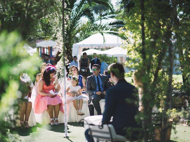 La boda de Óscar y Leslie en Alzira, Valencia 87