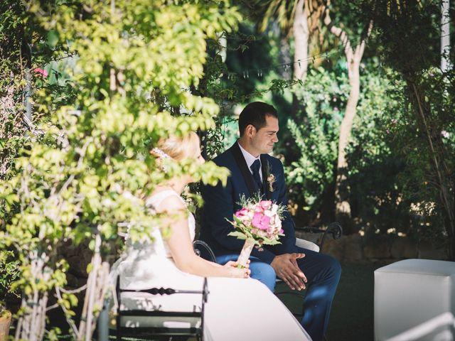 La boda de Óscar y Leslie en Alzira, Valencia 88