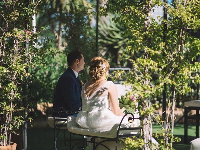 La boda de Óscar y Leslie en Alzira, Valencia 89