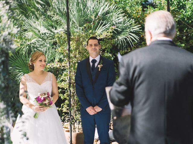 La boda de Óscar y Leslie en Alzira, Valencia 91