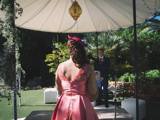 La boda de Óscar y Leslie en Alzira, Valencia 93