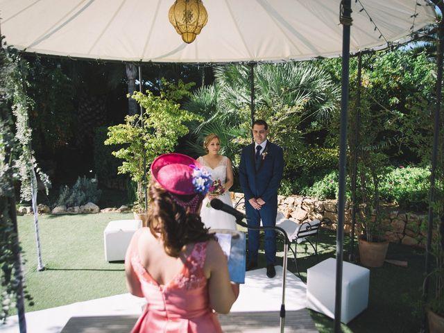 La boda de Óscar y Leslie en Alzira, Valencia 94
